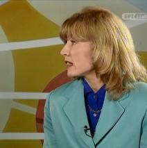 Συνέντευξη της Ελένης Αυλωνίτου στην ΕΤ1 στις 9/12/1994