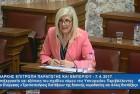 Ελένη Αυλωνίτου, Επιτροπή Εμπορίου Βουλής στις 7/4/2017