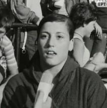 Συνέντευξη της Ελένης Αυλωνίτου στο ΕΙΡΤ, Ιούνιος 1974